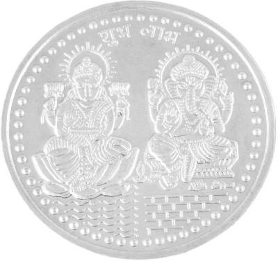 DARSHRAJ DARSHRAJ Ganesh Lakshmi S999 HBJ 20gm silver coin S 999 20 g Silver Coin DARSHRAJ Coins   Bars
