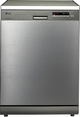 LG D1452CF Free Standing 14 Place Settings Dishwasher