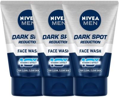 NIVEA MEN Dark Spot Reduction Face Wash  (300 g)