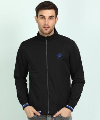 U.S. POLO ASSN. Full Sleeve Solid Men Jacket