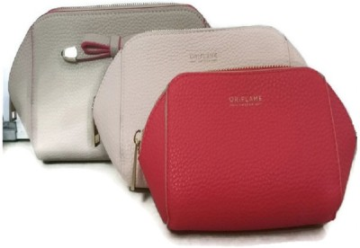Oriflame Two Tone Beauty 3 Pouch Set Pouch