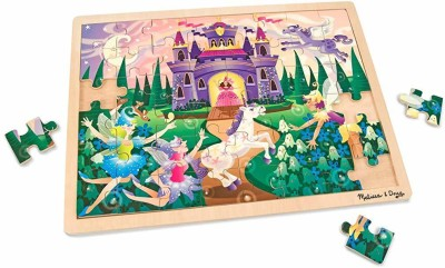 MELISSA   DOUG Fantasy Jigsaw 48 Pieces MELISSA   DOUG Puzzles