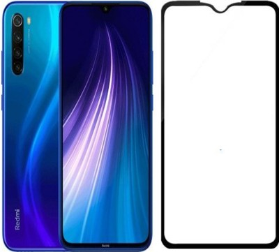 CEDO XPRO Edge To Edge Tempered Glass for Mi Redmi Note 8(Pack of 1)