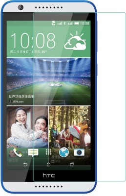 DOB Edge To Edge Tempered Glass for HTC Desire 820 / Desire 820S / Desire 820q(Pack of 1)