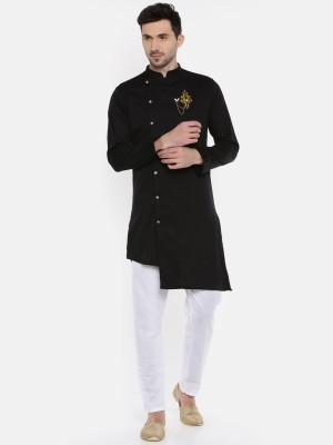 Freehand Men Kurta and Pyjama Set
