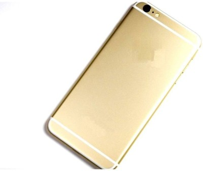 BUCKEINSTORE Apple iphone 6s Back Panel GOLD