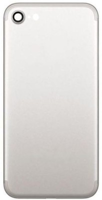 BUCKEINSTORE Apple iphone 7 Back Panel SILVER