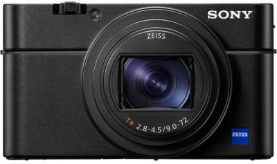 Sony Cyber-shot DSC-RX100M7(20.1 MP, 8x Optical Zoom, 4x Maximum (32x Combined Zoom) Digital Zoom, Black)