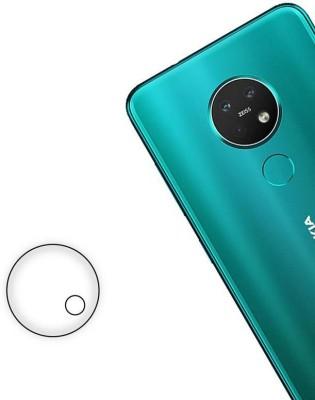 SHAKU Camera Lens Protector for NOKIA 7.2(Pack of 1)