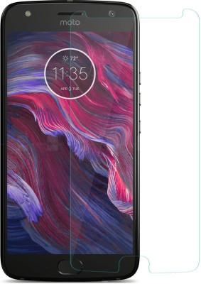 Mofi Edge To Edge Tempered Glass for Motorola Moto X4(Pack of 1)