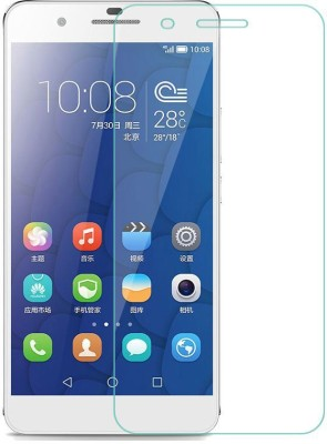 DOB Edge To Edge Tempered Glass for Honor 6+(Pack of 1)