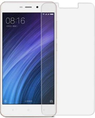 SEA SHELL Tempered Glass Guard for Mi Redmi 4(Pack of 2)