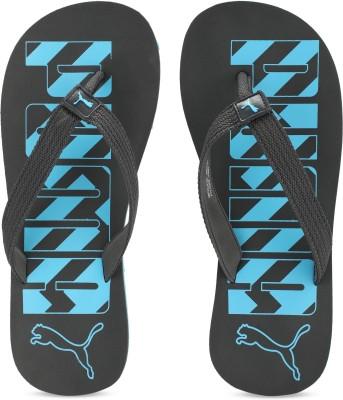 PUMA Shore v2 IDP Flip Flops Black, Blue 8 PUMA Slippers   Flip Flops
