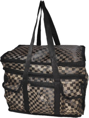 Addyz High Quality Shopping Traveling Bag Small Travel Bag   Small Black Addyz Small Travel Bags