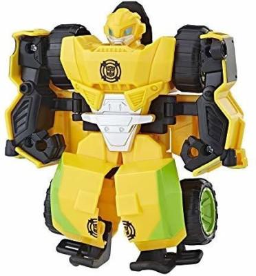 Playskool Heroes Transformers Rescue Bots Bumblebee(Multicolor)