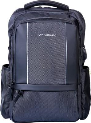 VAMSUM Ace 20 L Laptop Backpack Grey VAMSUM Backpacks