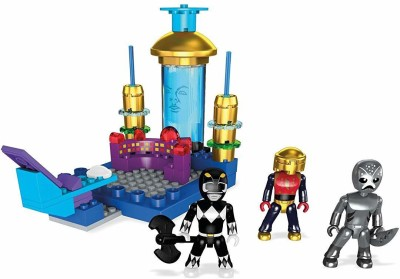 Mega Bloks Mighty Morphin Power Rangers Multicolor Mega Bloks Blocks   Building Sets