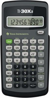 Texas Instruments TI-30Xa Scientific Calculator(10 Digit)