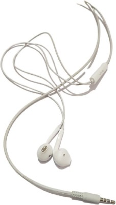 vivo 21 Wired Headset(White, Wired in the ear)