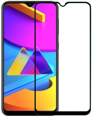 CEDO XPRO Edge To Edge Tempered Glass for Full Glue Coverage Screen Protector For Samsung Galaxy M10s(Pack of 1)