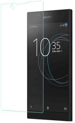 Rockjon Impossible Screen Guard for Sony Xperia L1(Pack of 1)