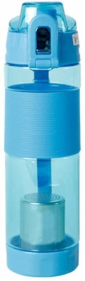 Perclution Enterprise 600 ml Water Purifier Bottle(Blue)