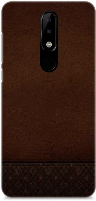 Roochyam Back Cover for Nokia 5.1+(Multicolor)