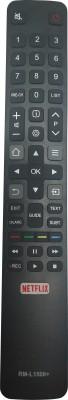 Axelleindia Smart TV Remote TCL Remote Controller(Black)