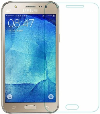 Power Tempered Glass Guard for Samsung Galaxy J5(Pack of 1)