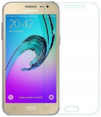 Power Tempered Glass Guard for Samsung Galaxy J2(Pack of 1)