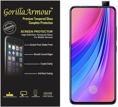 Gorilla Armour Tempered Glass Guard for Vivo V15 Pro(Pack of 1)