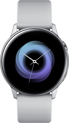 Samsung Galaxy Watch Active Smartwatch(Grey Strap, Regular)