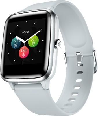 Noise ColorFit Pro * Mist Grey Smartwatch(Grey Strap Regular)