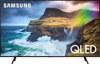 SAMSUNG Q70RAK 163 cm (65 inch) QLED Ultra HD (4K) Smart TV(QA65Q70RAKXXL)