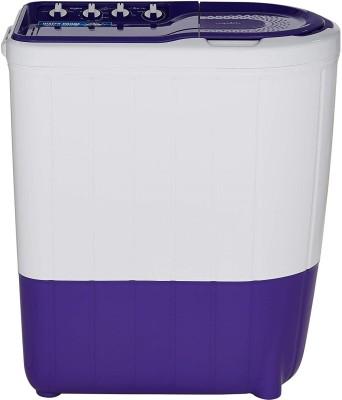 Whirlpool 7 kg 5 Star,Turbo Scrub Technology Semi Automatic Top Load White, Purple Superb Atom 70S Whirlpool Washing Machines