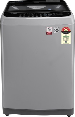 LG 10 kg 5 Star Rating Fully Automatic Top Load Silver(T10SJSF1Z)
