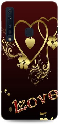 Roochyam Back Cover for Samsung A9 2018(Multicolor)