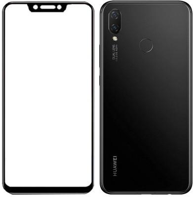Mobizworld Edge To Edge Tempered Glass for Huawei Nova 3i(Pack of 1)