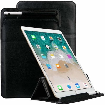 Realtech Sleeve for Asus Zenpad Z10 ZT500KL(Black, Cases with Holder)