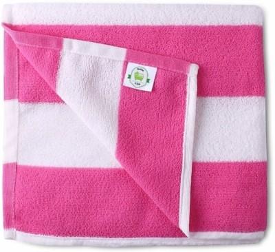 TENDA Cotton 400 GSM Bath, Beach Towel Set(Multicolor)