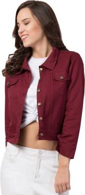 Funday Fashion Full Sleeve Solid Women Jacket