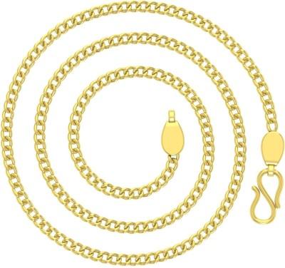 avsar Curb Chain Curb Chain Yellow Gold Precious Chain 18kt avsar Chains