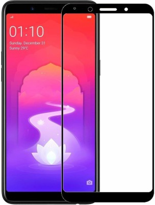 THOGAI Tempered Glass Guard for OPPO Realme 1(Pack of 1)