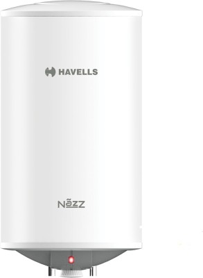 Havells 15 L Storage Water Geyser (NAZZ, White, Grey)