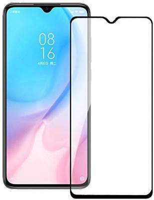 Mobilive Tempered Glass Guard for Tempered Glass Screen Protector Full HD Quality Edge to Edge Coverage for Oppo Realme 5 Pro(Pack of 1)