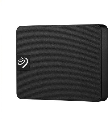 Seagate Expansion 500 GB External Solid State Drive(Black)