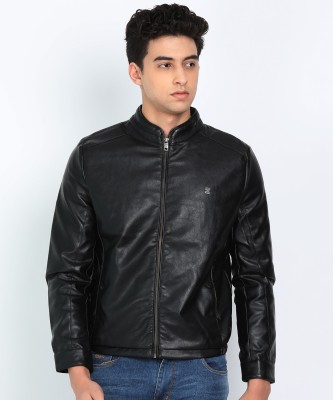 Duke Full Sleeve Textured Men Jacket