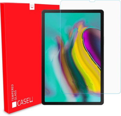 Case U Edge To Edge Tempered Glass for Samsung Galaxy Tab S5E 10.5 inch(Pack of 1)
