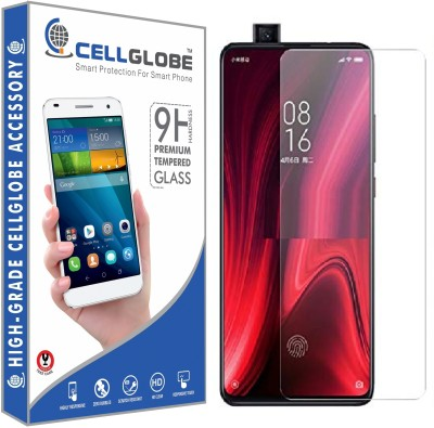 CELLGLOBE Edge To Edge Tempered Glass for Mi K20(Pack of 1)