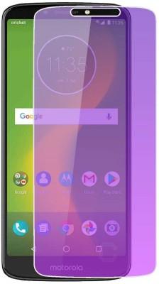ELEF Tempered Glass Guard for Motorola Moto E5(Pack of 1)